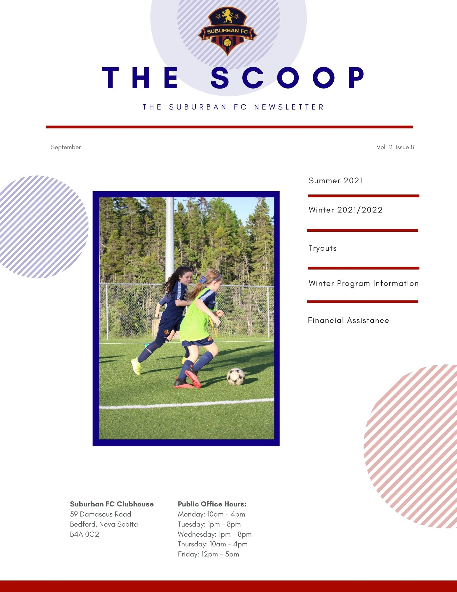 The Scoop - September Edition