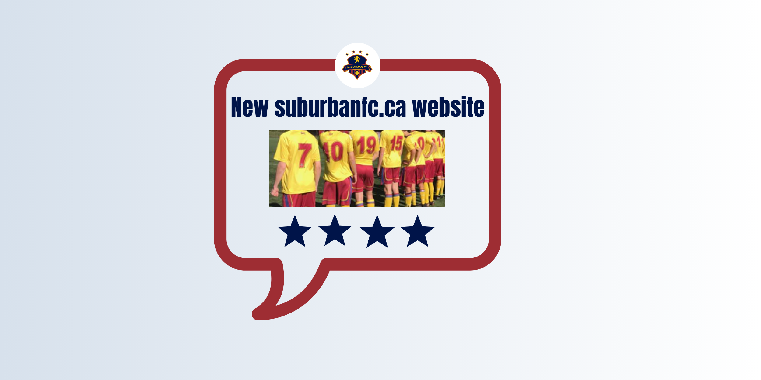 New SFC Website