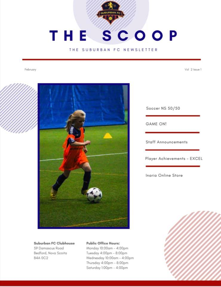 The Scoop - February Edition